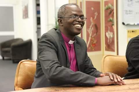 Presiding Bishop pic 2018 Christmas